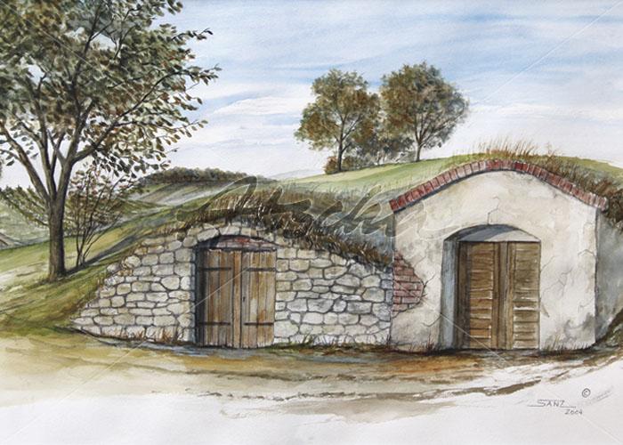 Keller im Weinviertel
